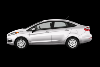 Ford Fiesta (ручная кпп)
