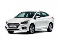 Hyundai Solaris (седан,АКПП)