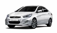Hyundai Solaris 2011 (седан,ручная коробка)
